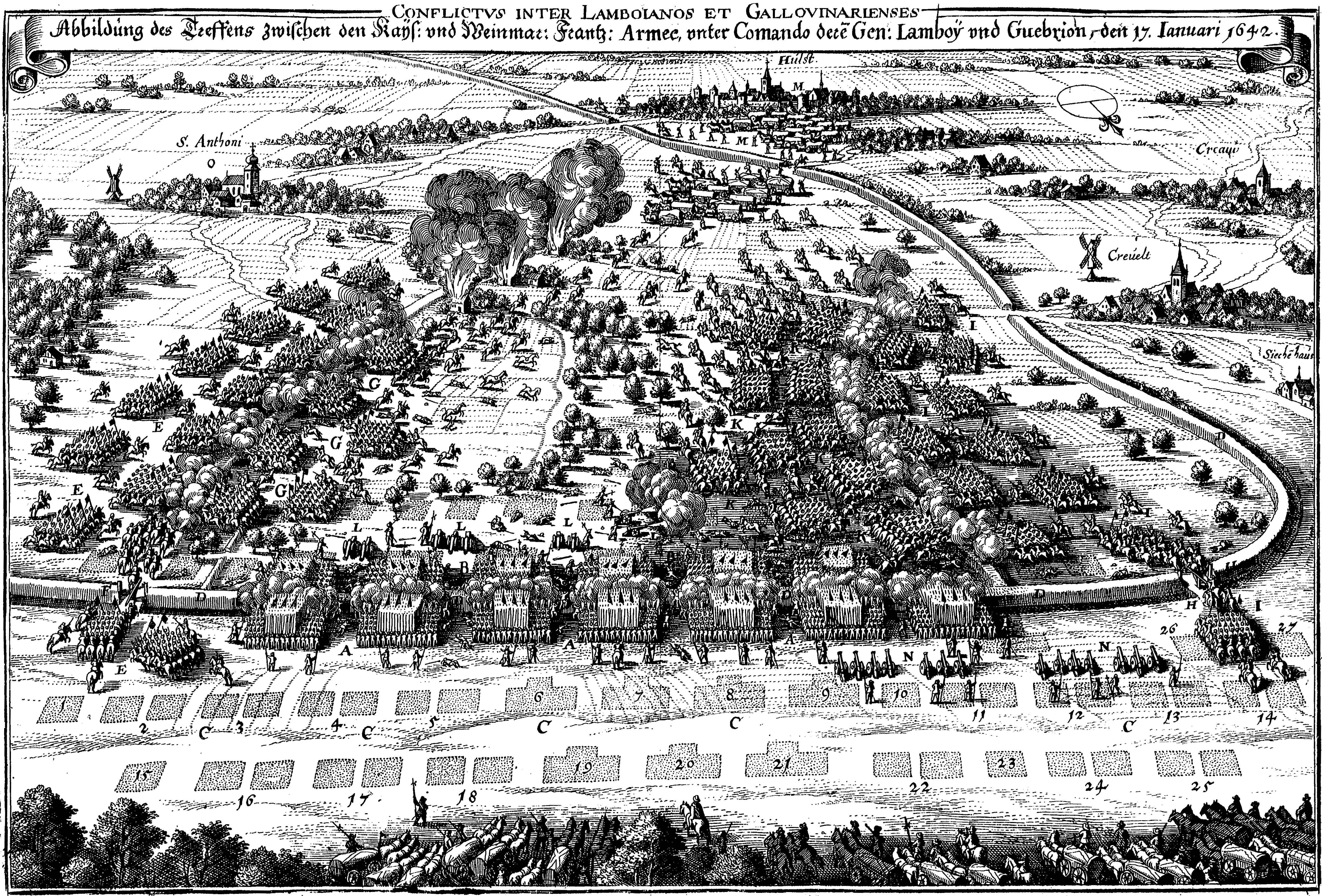 Battle of Kempen