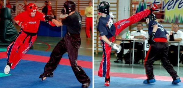 kick boxing dress