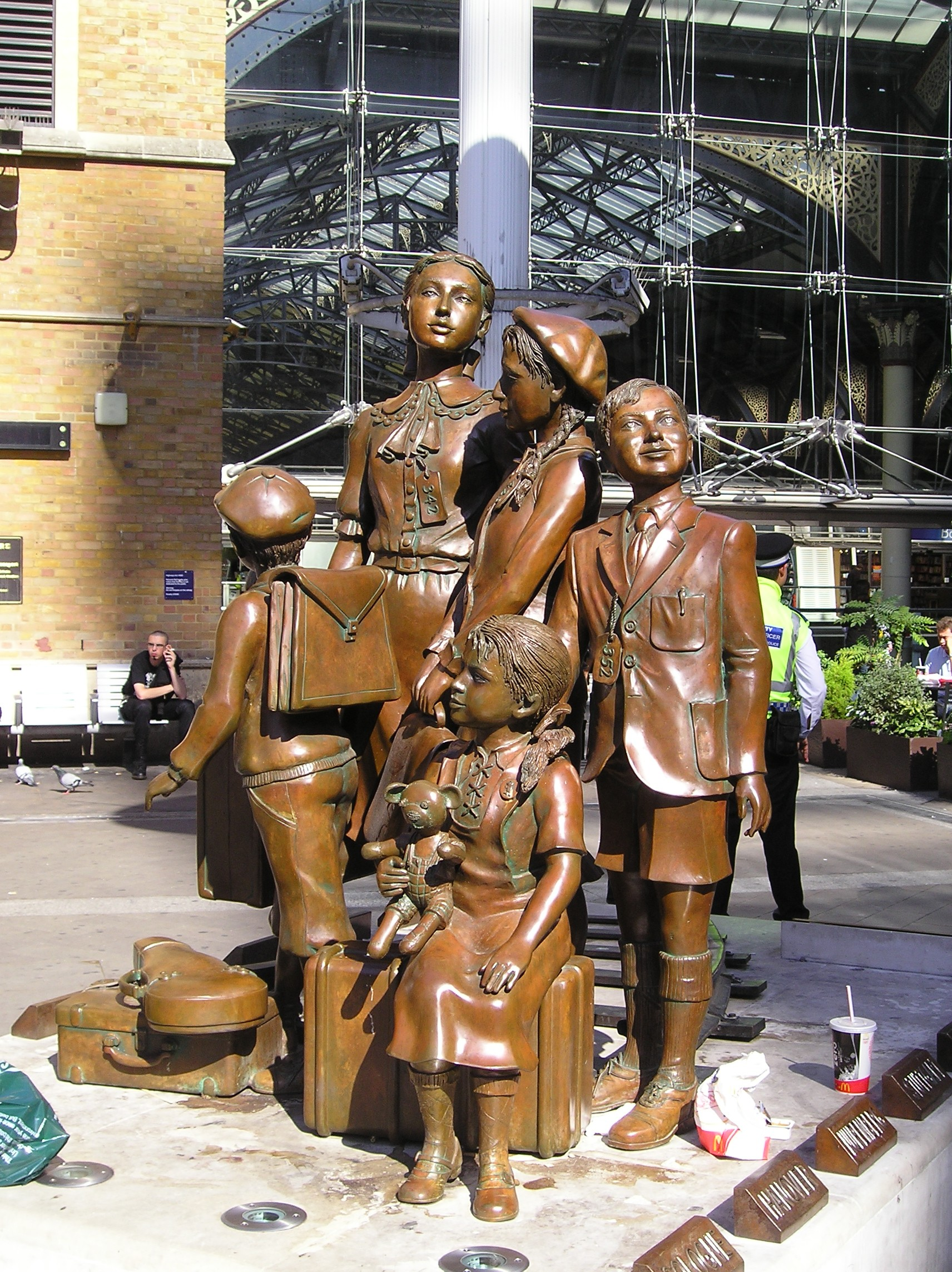 facts for kindertransport Child survivors of the holocaust in november 1938, following the night of brutal attacks on jewish homes across germany known as kristallnacht ursula adler, anne berkovitz, harry bibring and helga carden came to britain on the kindertransport.