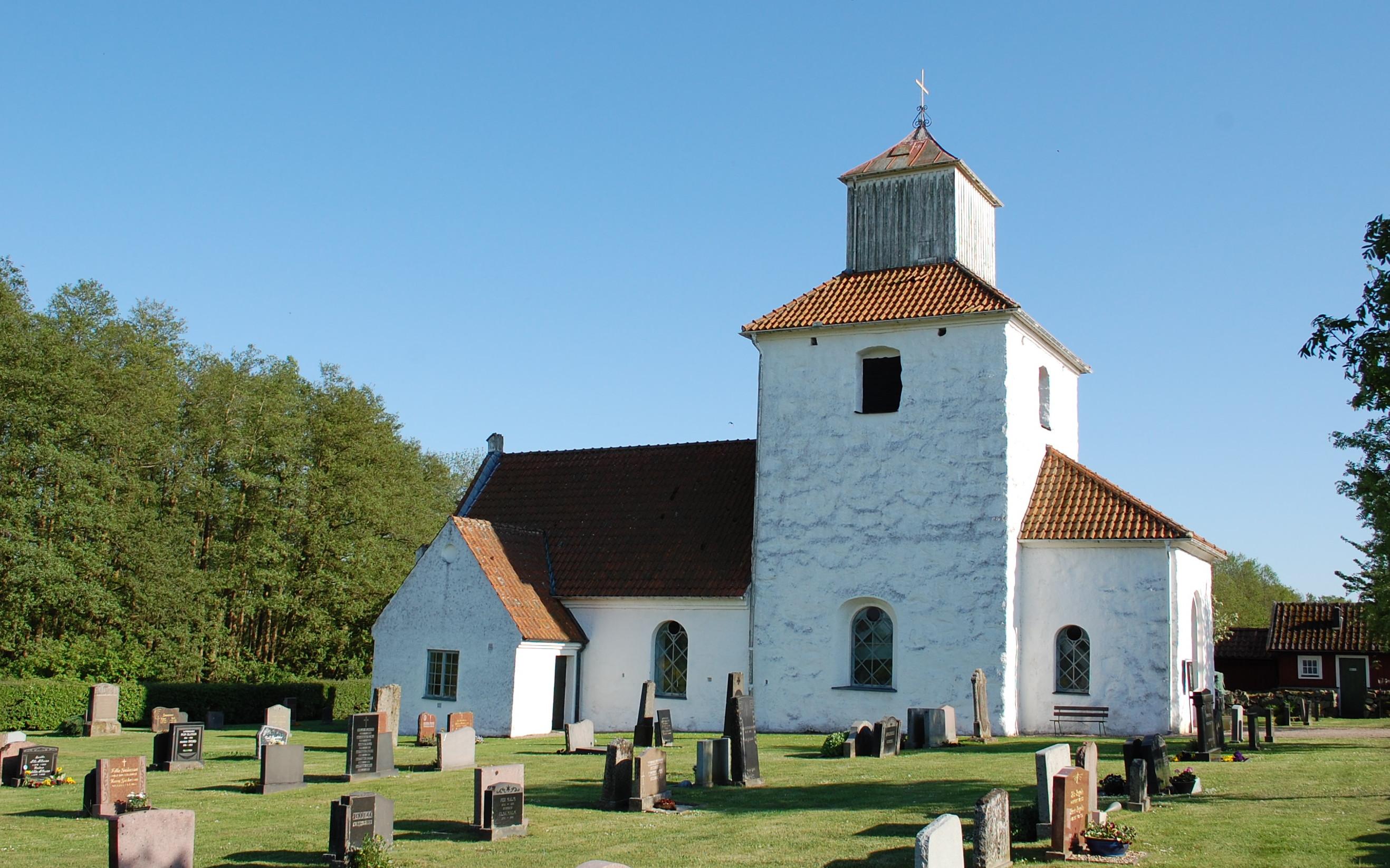 Bild av Ivö kyrka