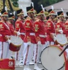 Paspampres Presidential Band Indonesian military band
