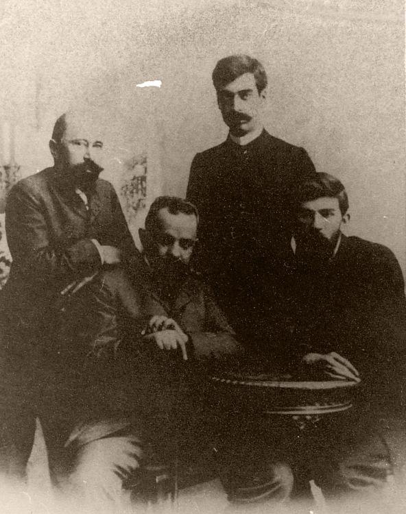 https://upload.wikimedia.org/wikipedia/commons/3/31/Krastev%2C_Slaveykov%2C_Yavorov_and_Todorov.jpg