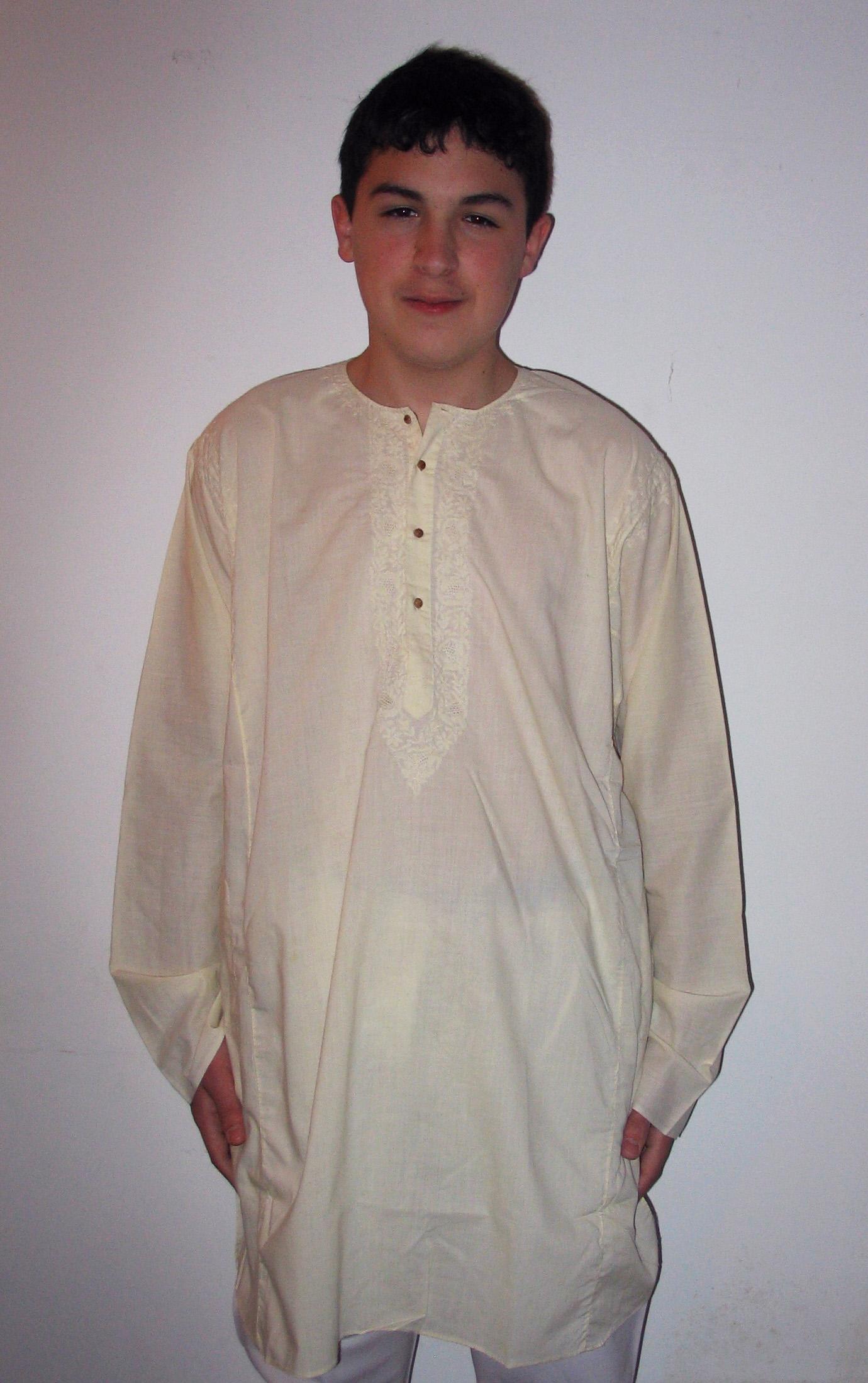 women/'s clothing collection. thread embroidery Beautiful designer silk beaded work kurta tunic