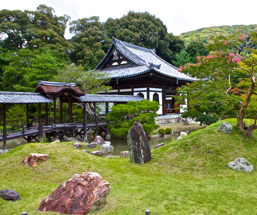 guia de viaje kyoto