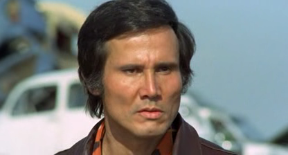 Henry Silva trapped