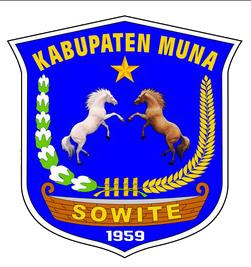 File Lambang Kabupaten Muna Png Wikimedia Commons