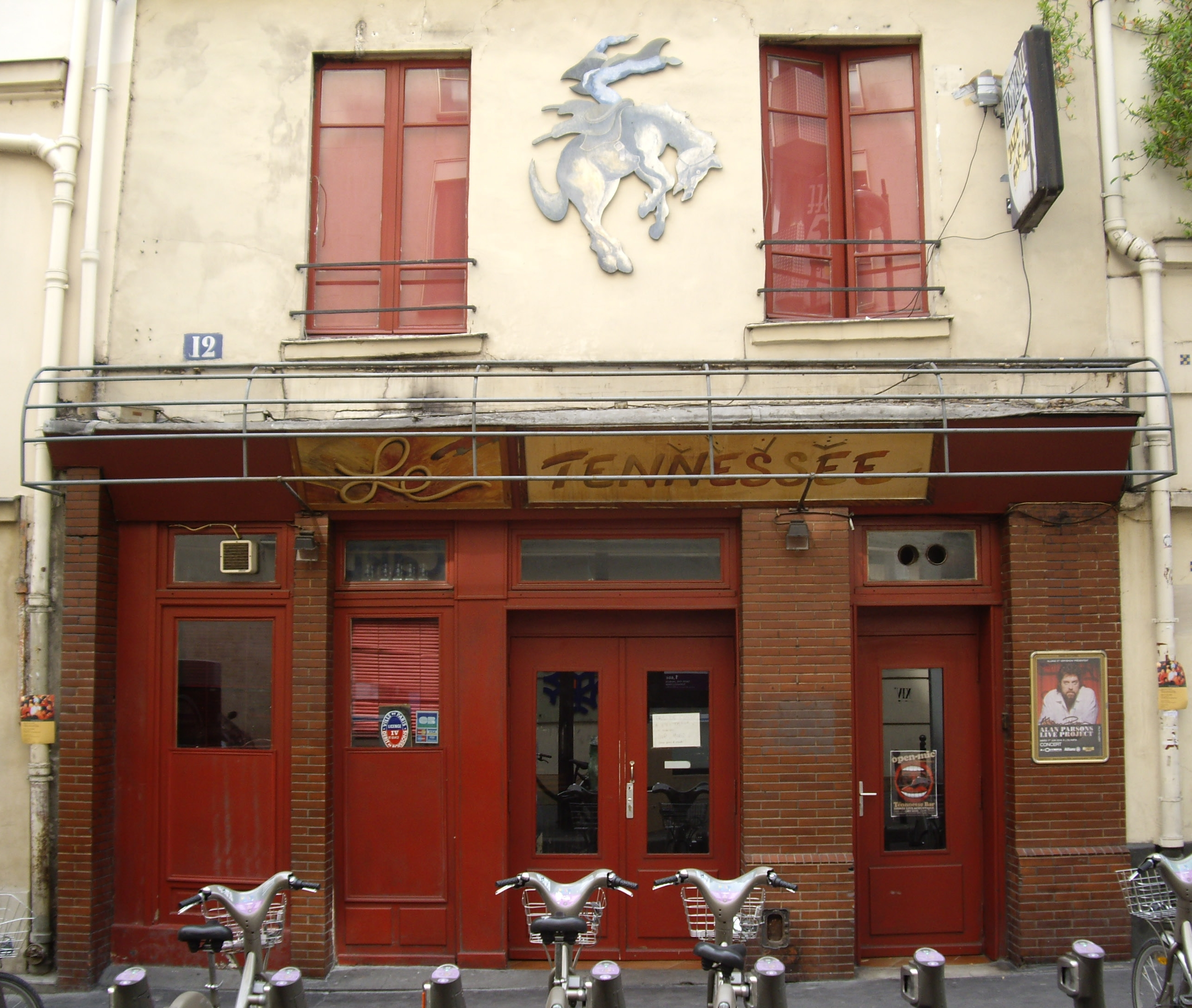 File:Le Tennessee, Rue André-Mazet, Paris 6.jpg - Wikimedia Commons