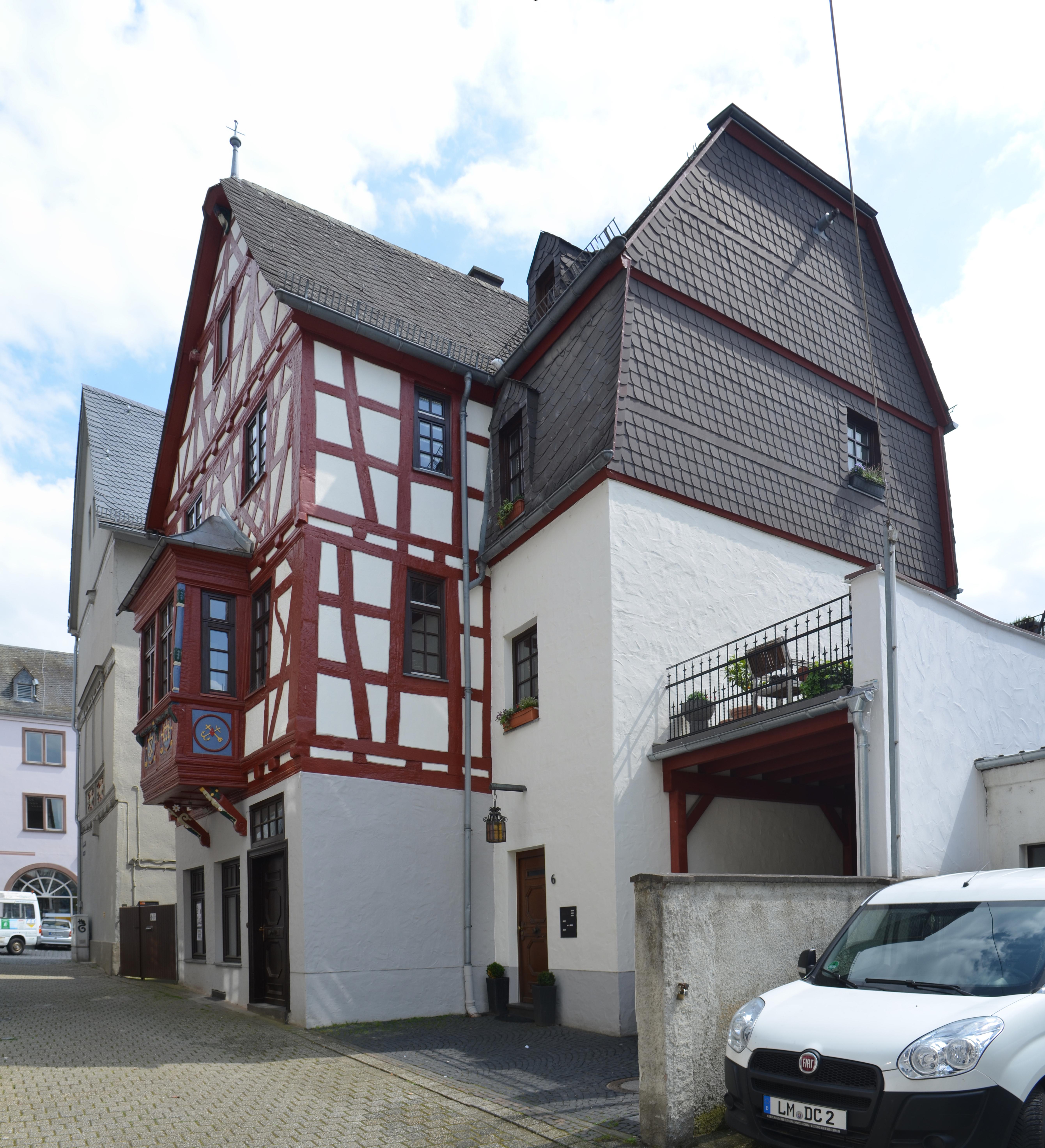 File:Limburg, Böhmergasse 6.jpg