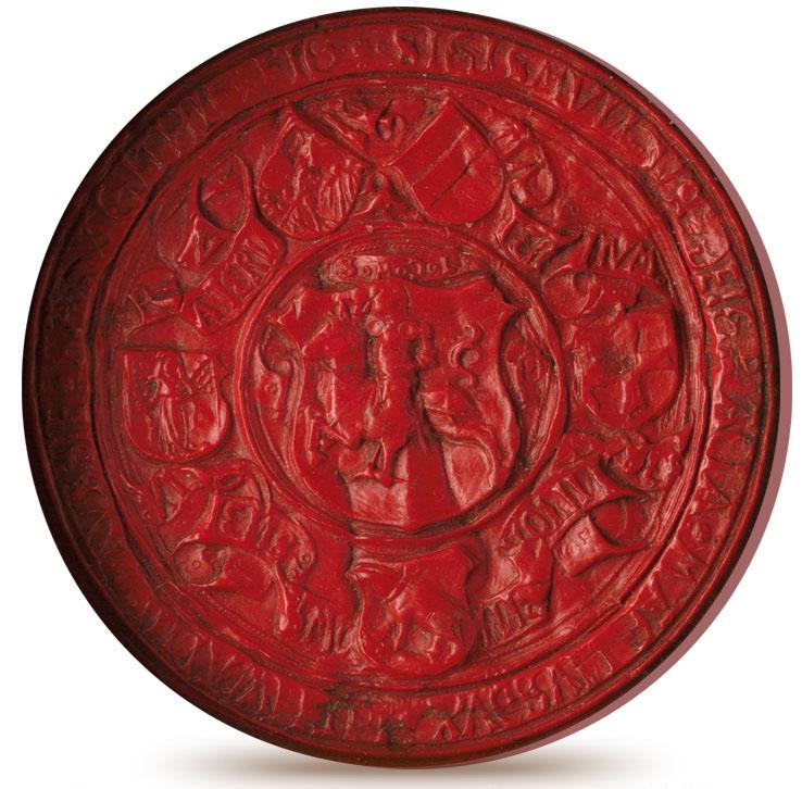 Картинка королевской печати