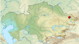 File:Locator map of Gora Saryshoky in Kazakhstan.png