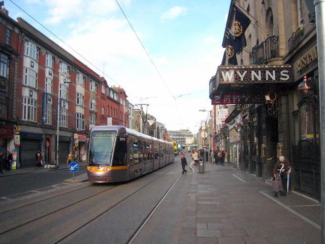 Wynn S Hotel Dublin Wikipedia