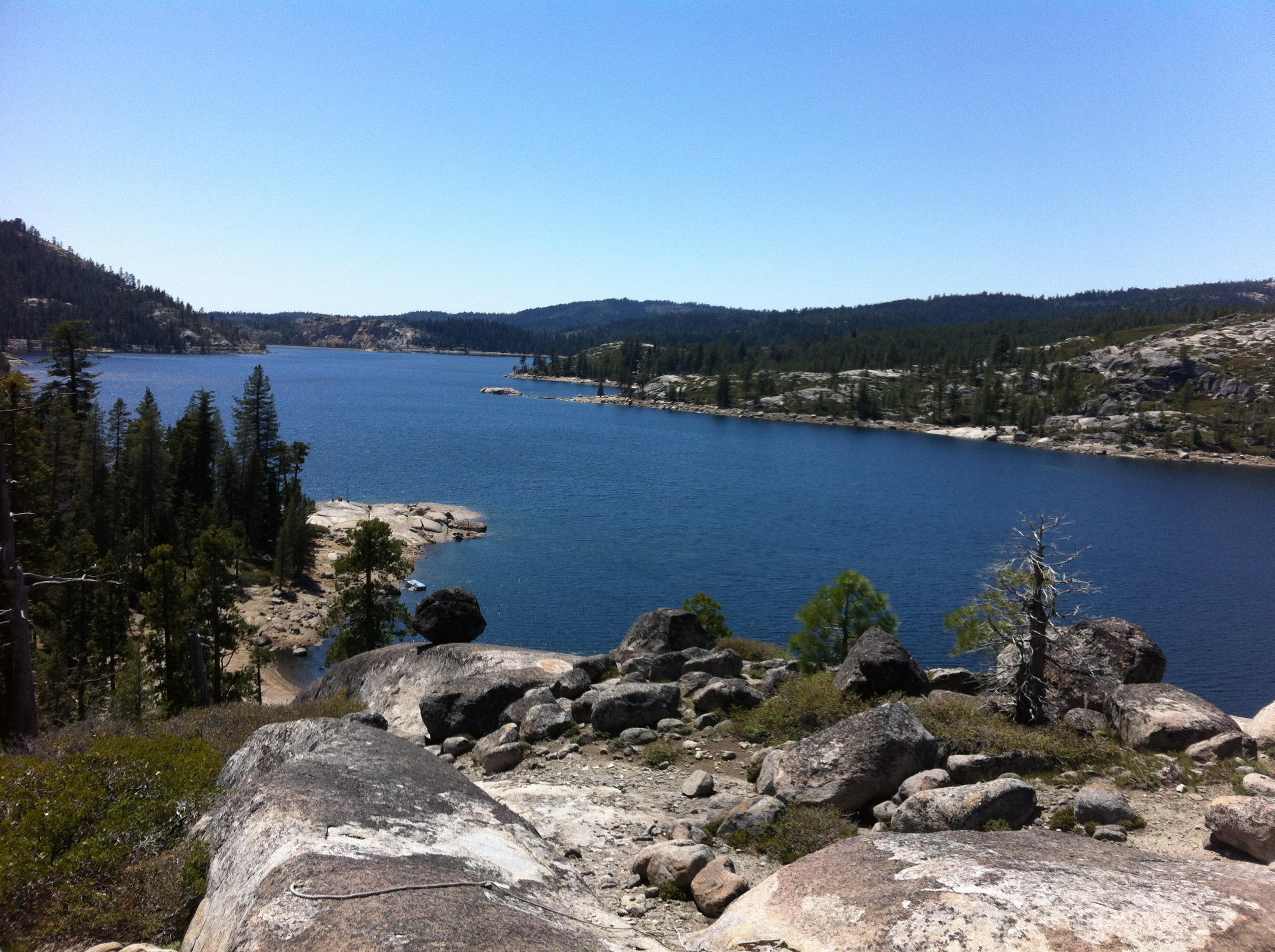 Lower Bear River Reservoir - Wikipedia