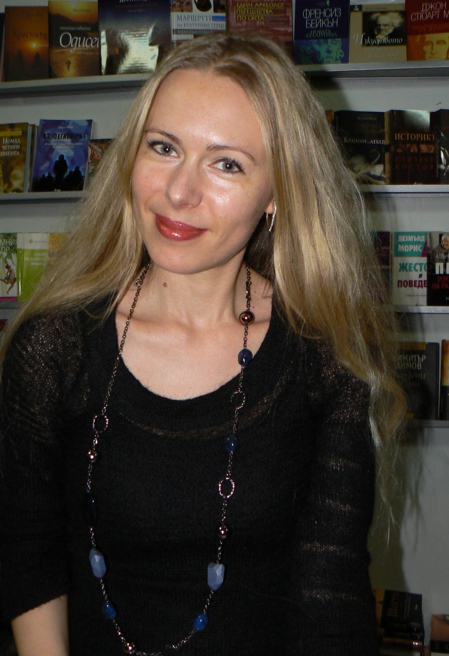 Vasilka Stoyanova