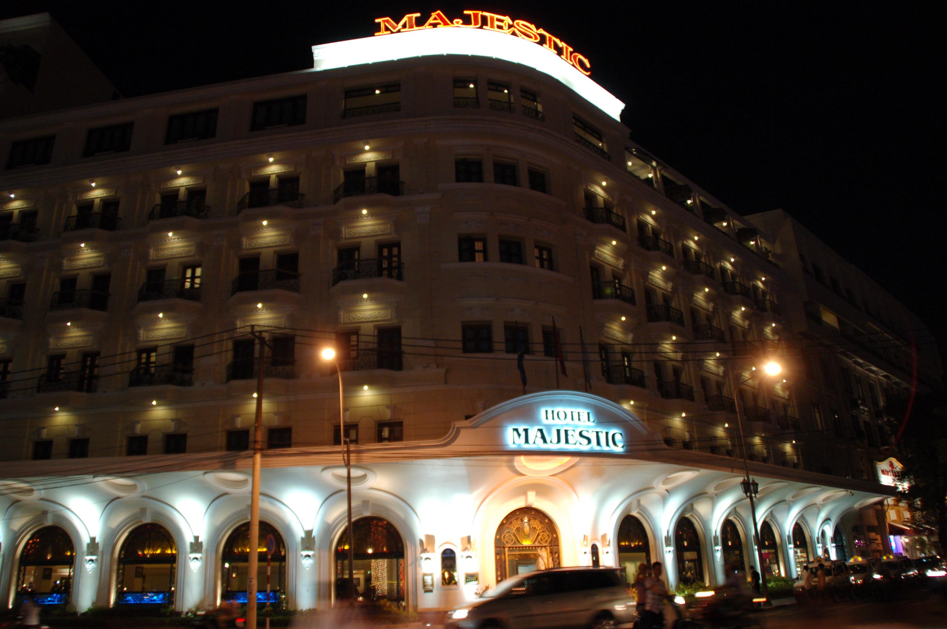 Hotel Ho Chi Minh Ville District