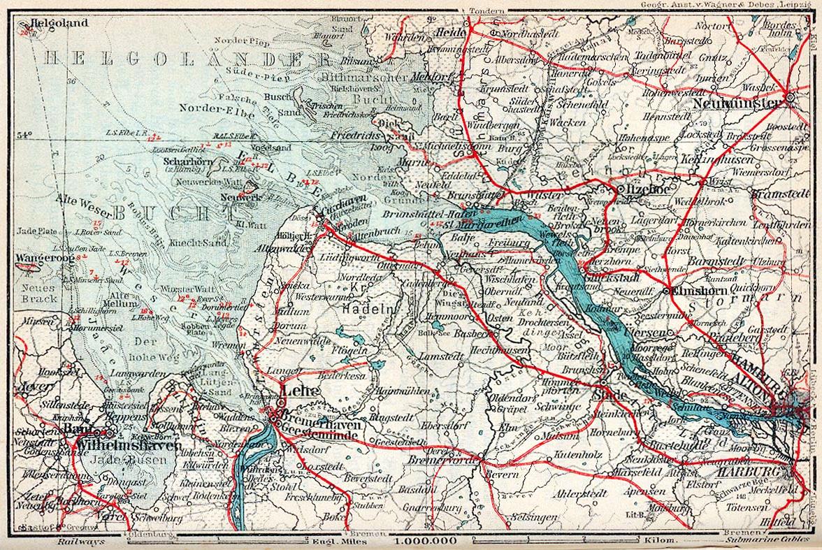 0441 map eine: