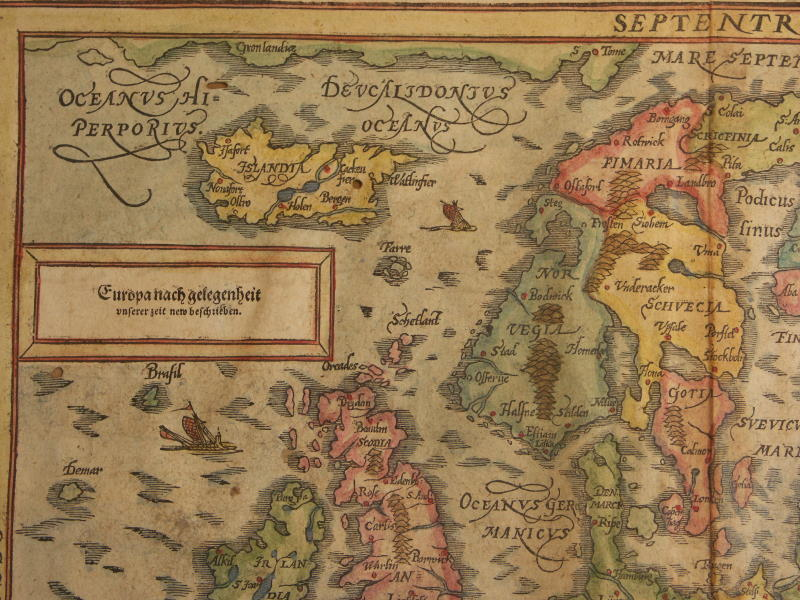 File Map Of Europe 1600 North West Jpg Wikimedia Commons