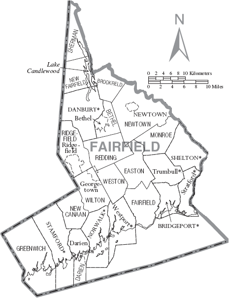 Fairfield County Connecticut
