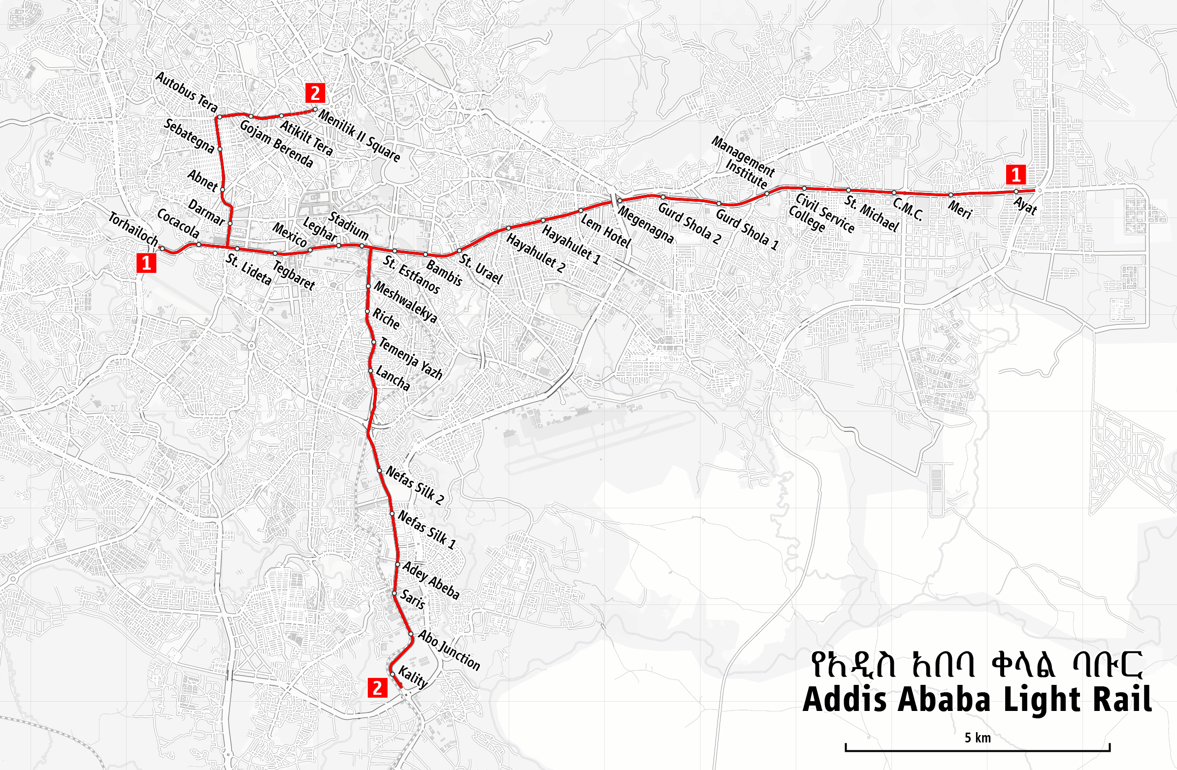 File:Map of the Addis Ababa Light Rail.png - Wikimedia Commons