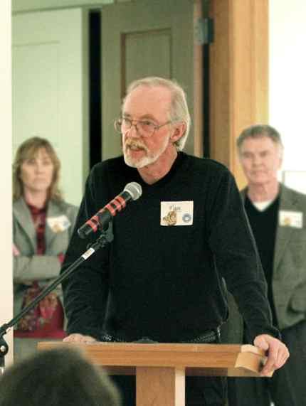 Image of Mark Chamberlain from Wikidata