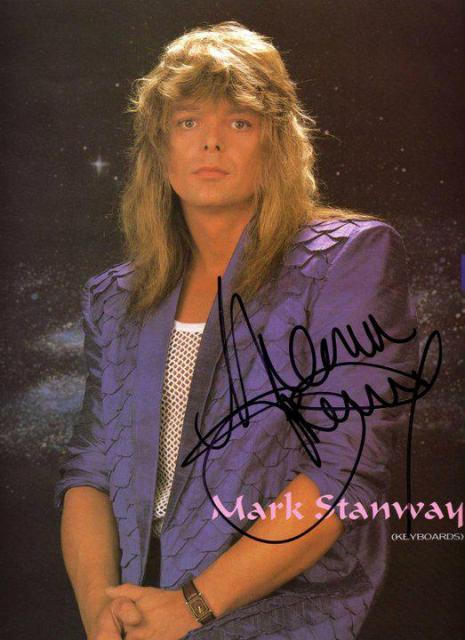 Mark Stanway - Wikipedia