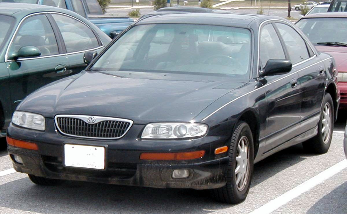 File Mazda Millenia Jpg Wikimedia Commons