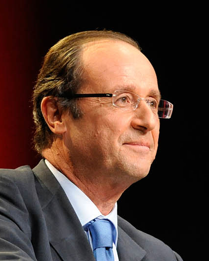 Meeting François Hollande 22 September 2011