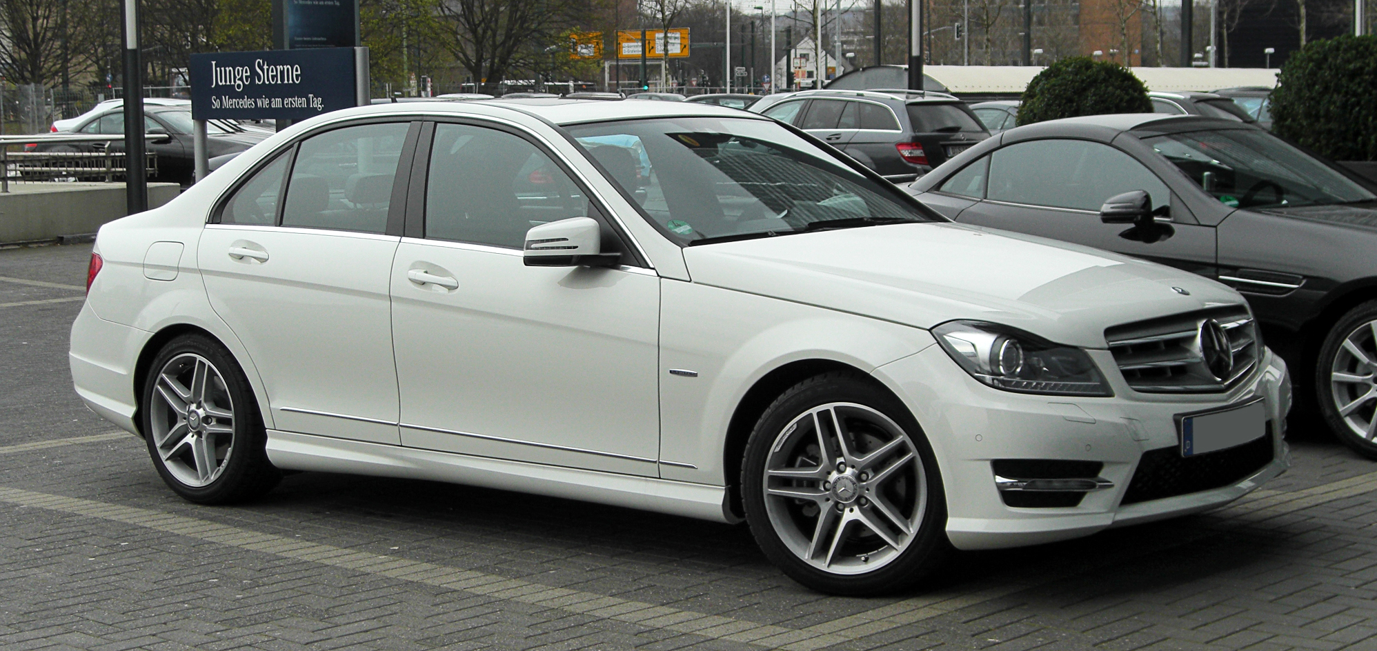 File Mercedes Benz C 220 Cdi Blueefficiency Avantgarde