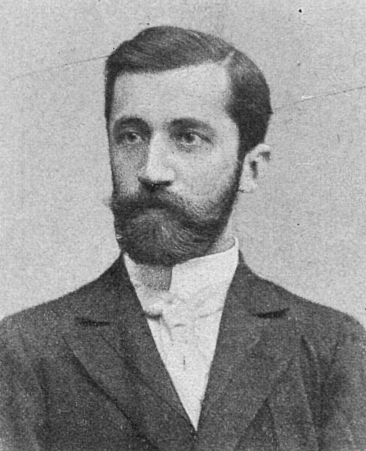 Мережковский в начале 1890-х годов