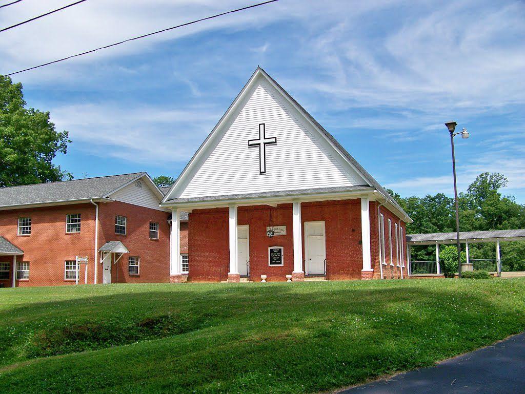 mills river chapel