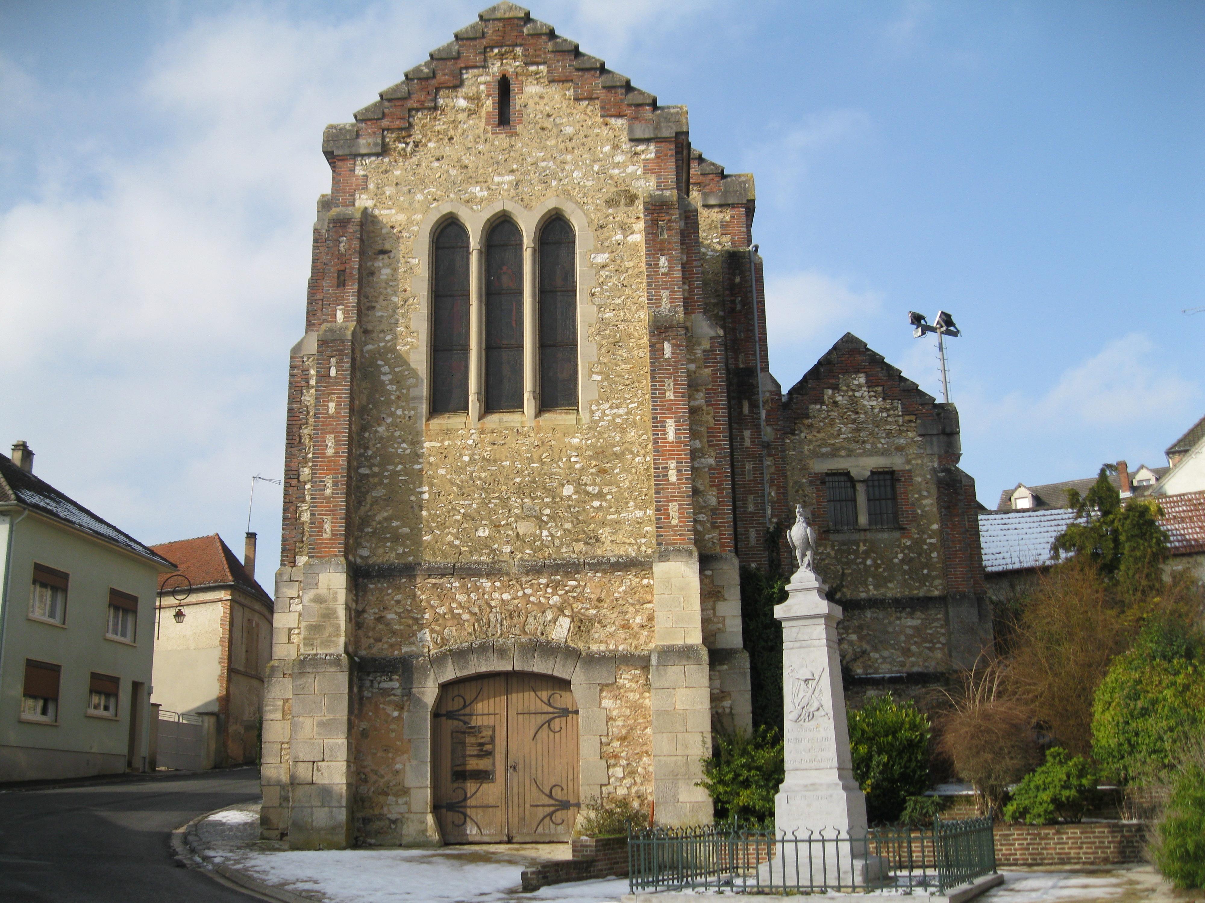 Monthelon, Marne