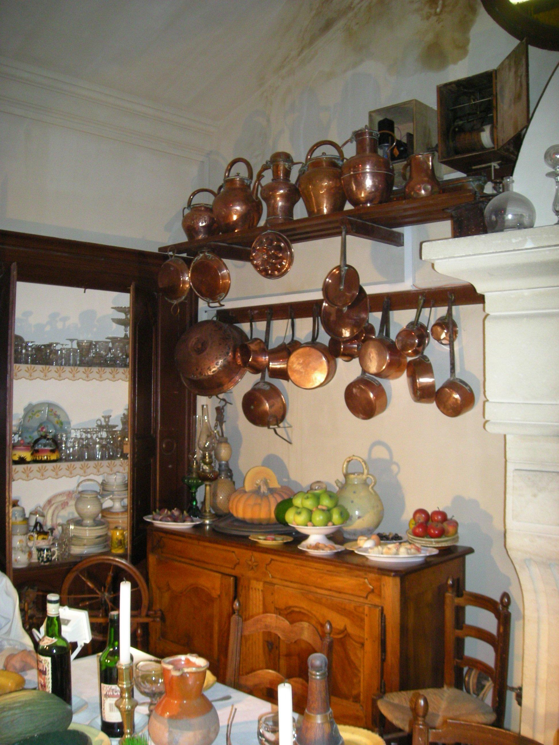 File mus e de ch teau gombert cuisine proven ale jpg for Cuisine provencale