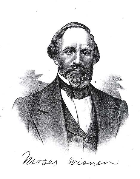 Moses Wisner Wikipedia
