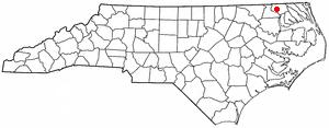 Gatesville, North Carolina Town in North Carolina, United States