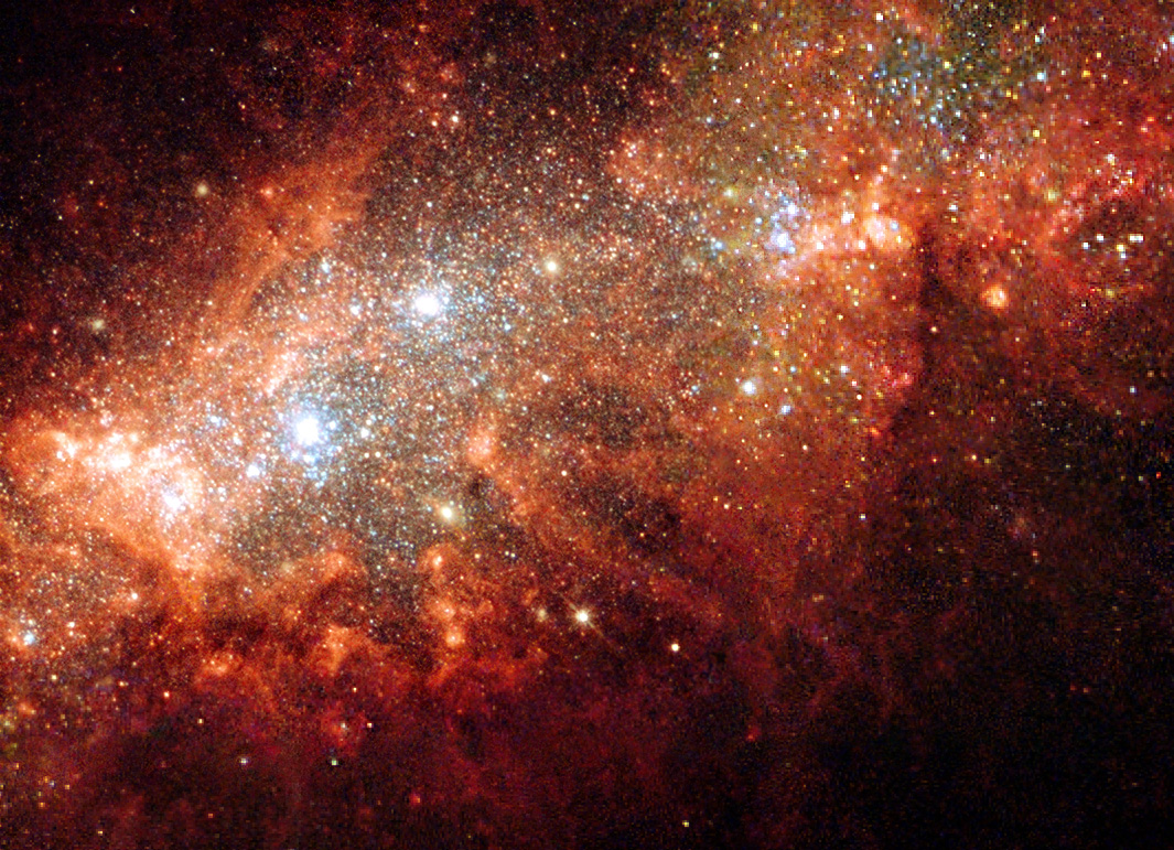 Galaxy NGC 1569
