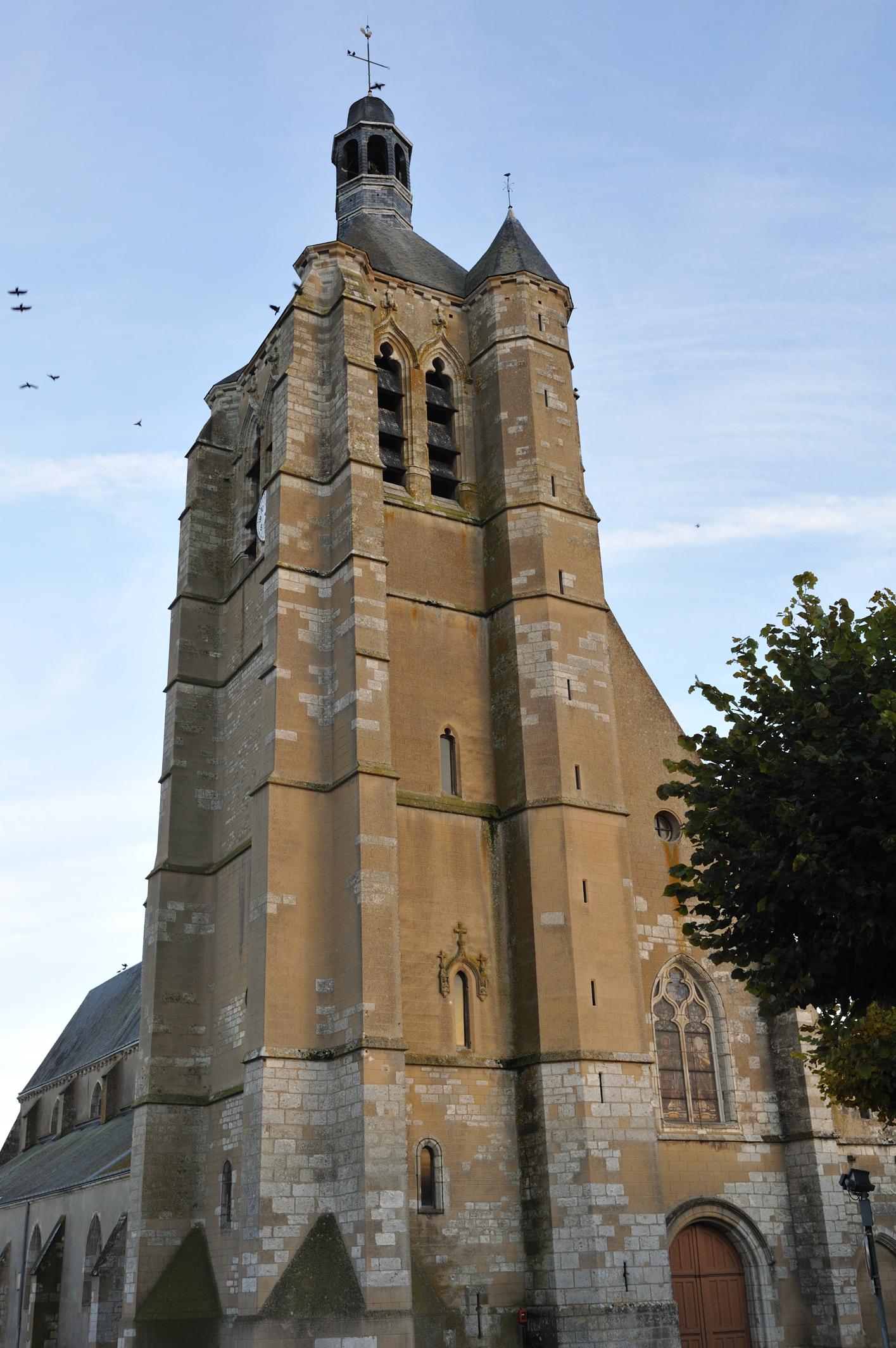 FichierNeuvilleauxBois église SaintSymphorien 1jpg