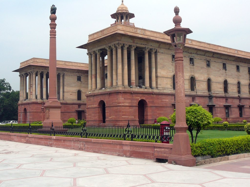 Parliament House India,Parliament of India,Parliament - HD Wallpapers