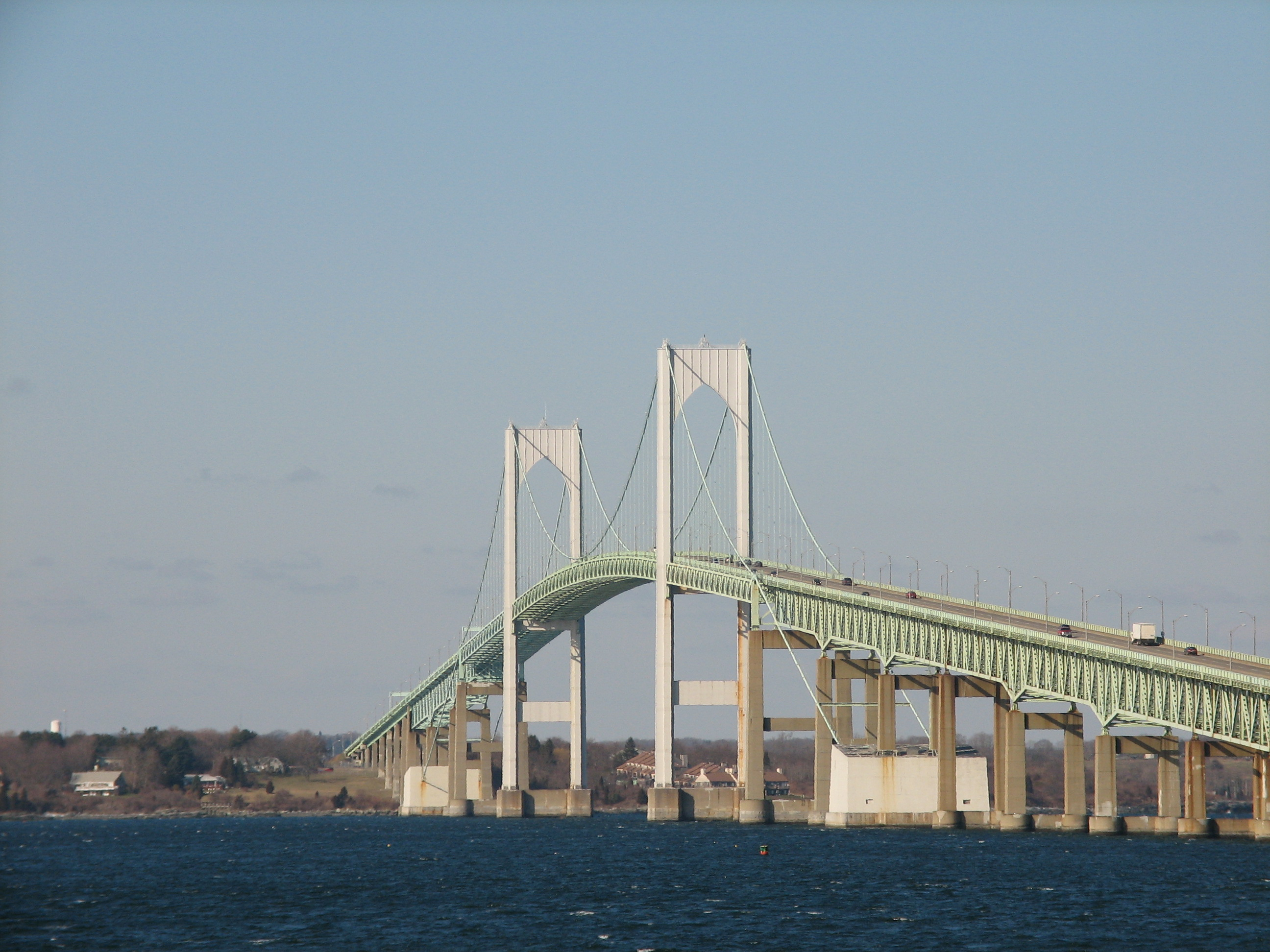 Rhode Island Suspension Bridge