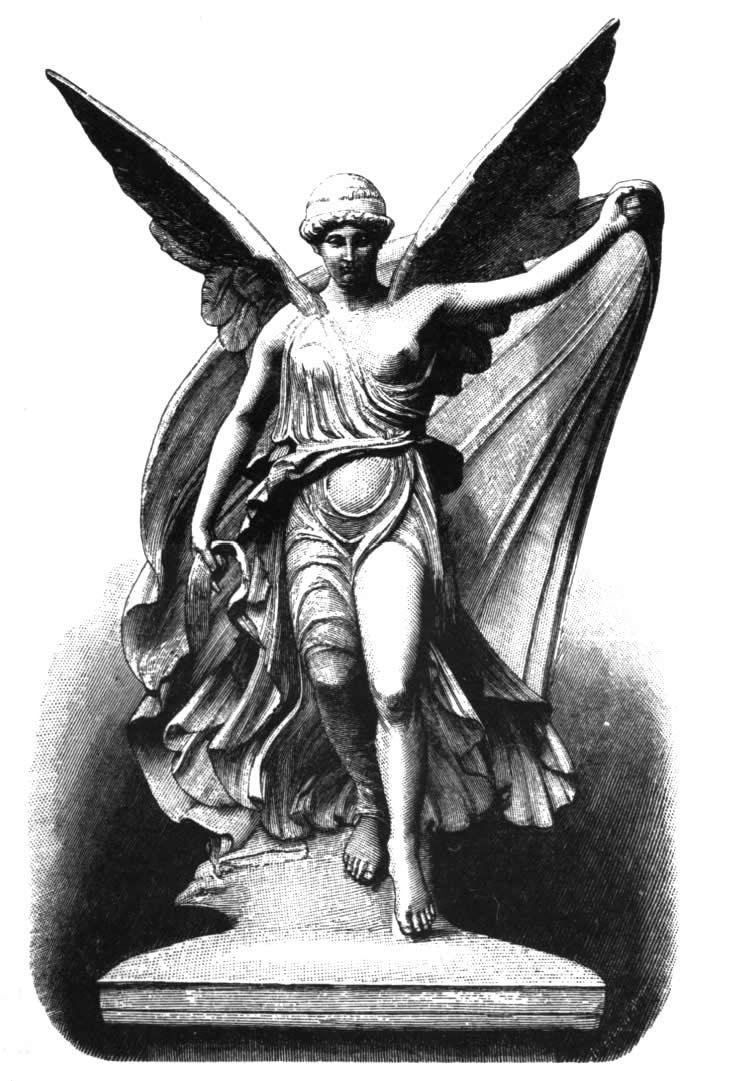 dilema Maestría Anticuado  Nike (mitologia) - Wikipedia