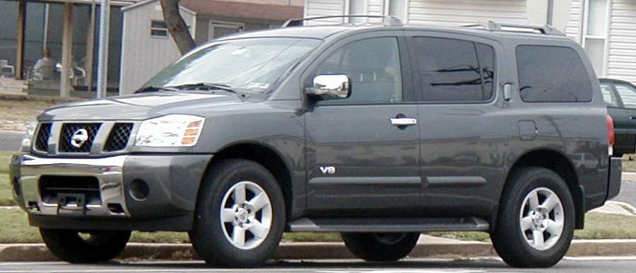 File:Nissan-Armada-1.jpg - Wikimedia Commons