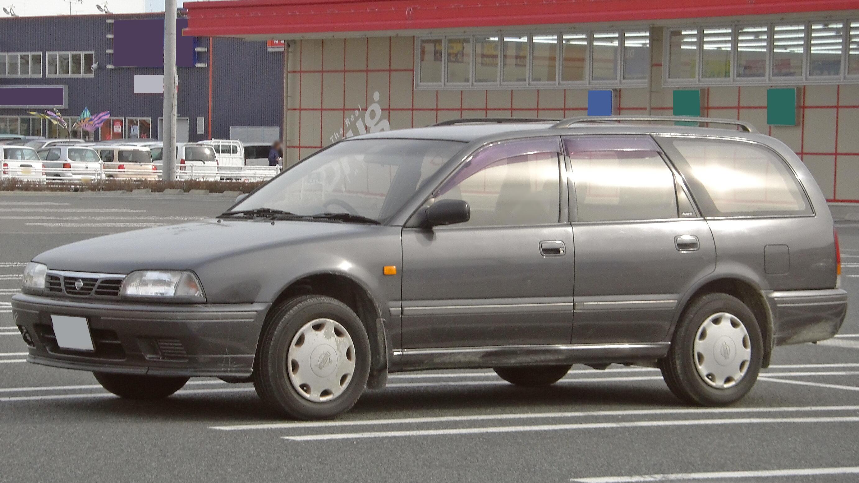 Nissan Avenir 1998Г Руководство По Ремонту