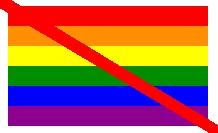 Bandera no-gays