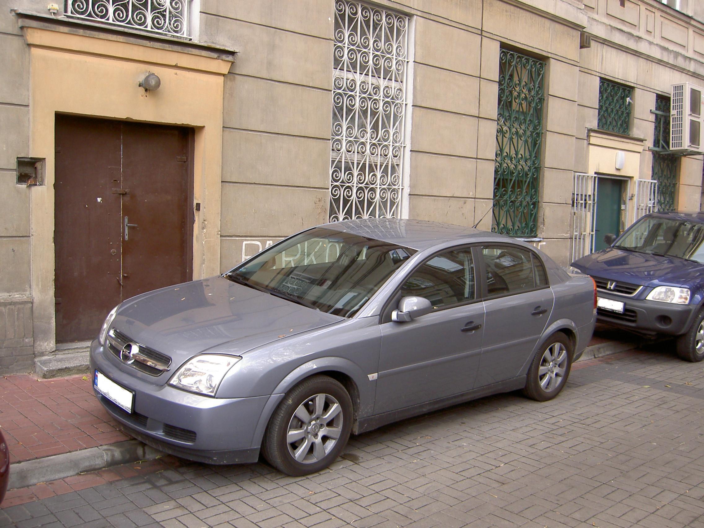 опель вектра 2006