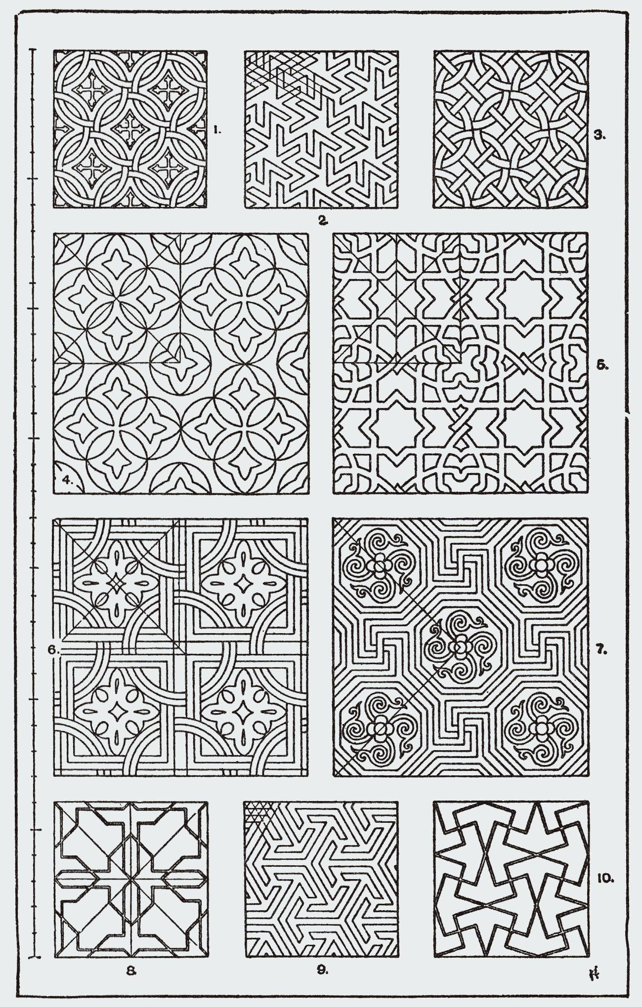 fileorna172 mosaikmusterpng - Mosaik Muster