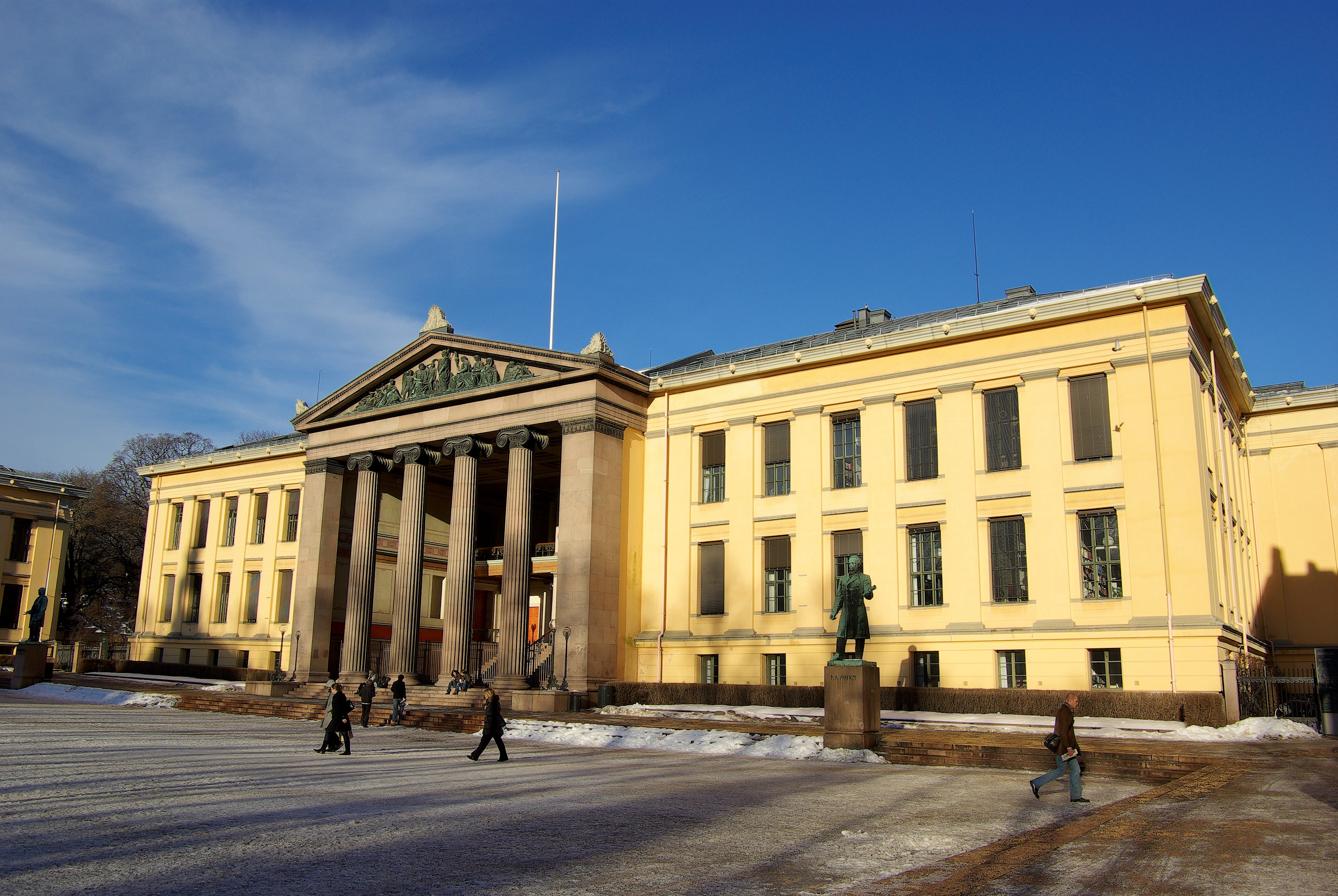 University Of Oslo School Of Natural Sciences