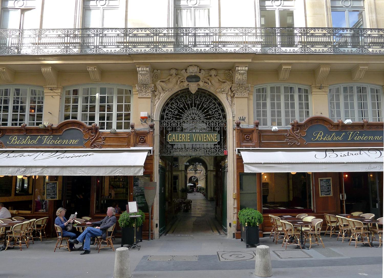 Restaurant Petit Louis Paris