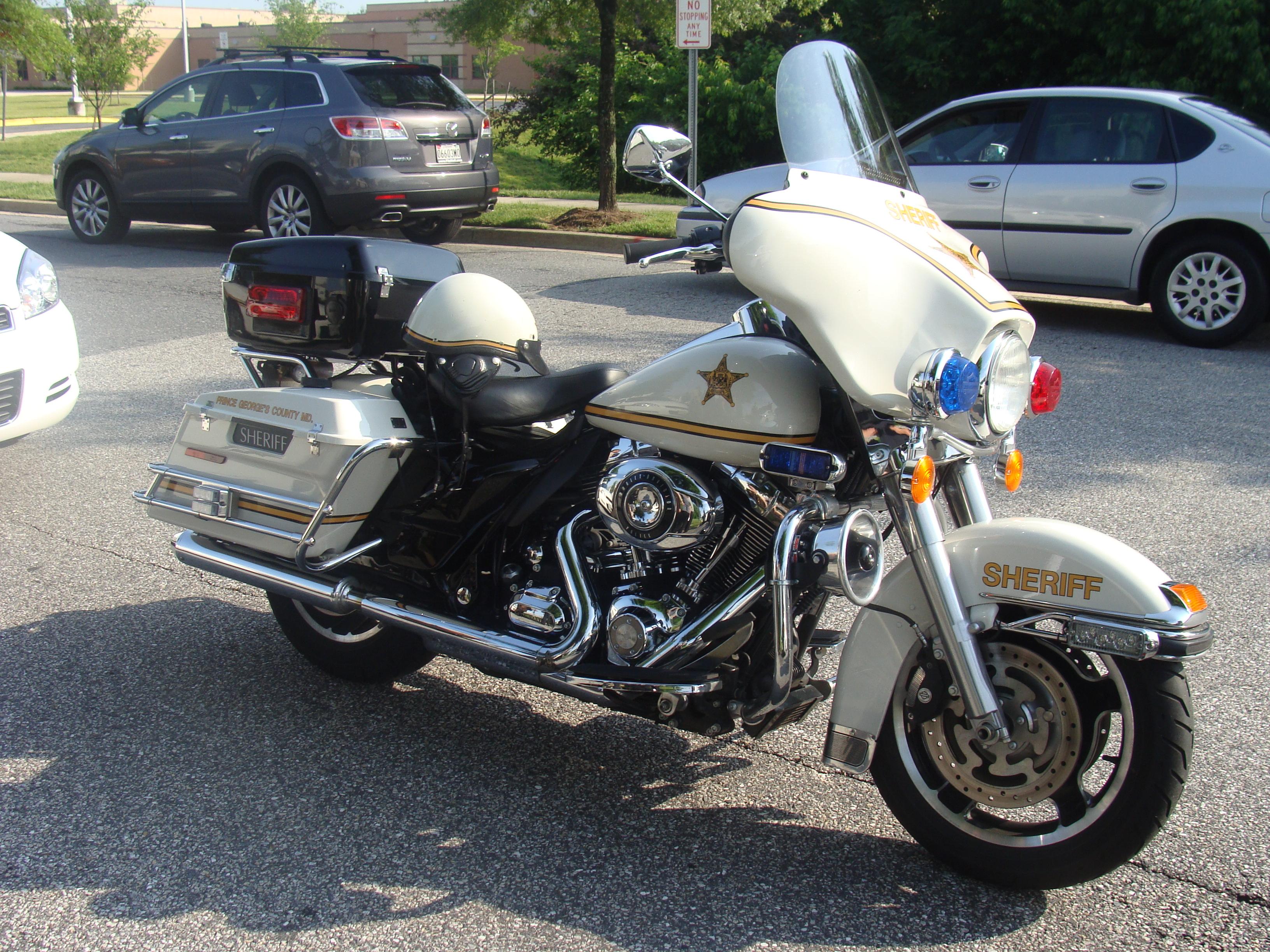 Harley Davidson Police Special For Sale