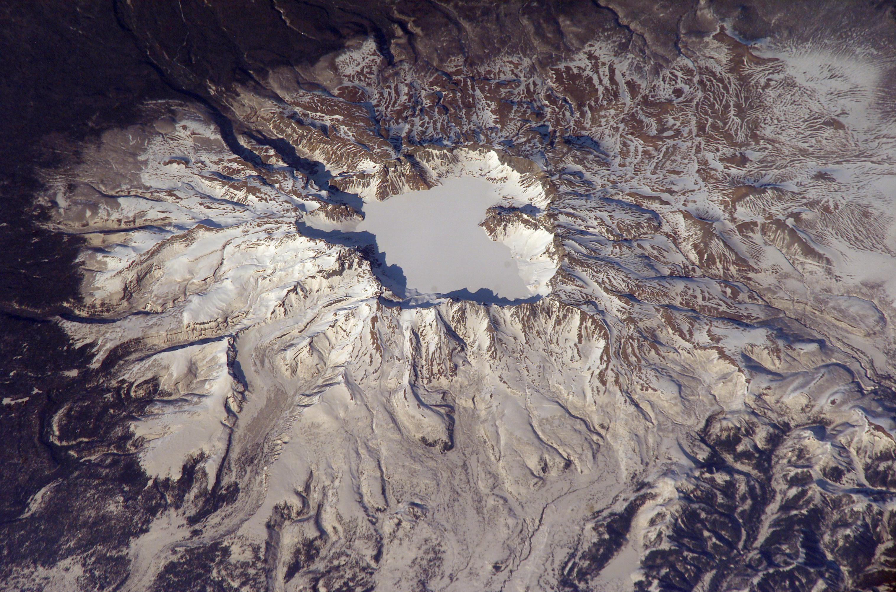 Il vulcano Baekdu