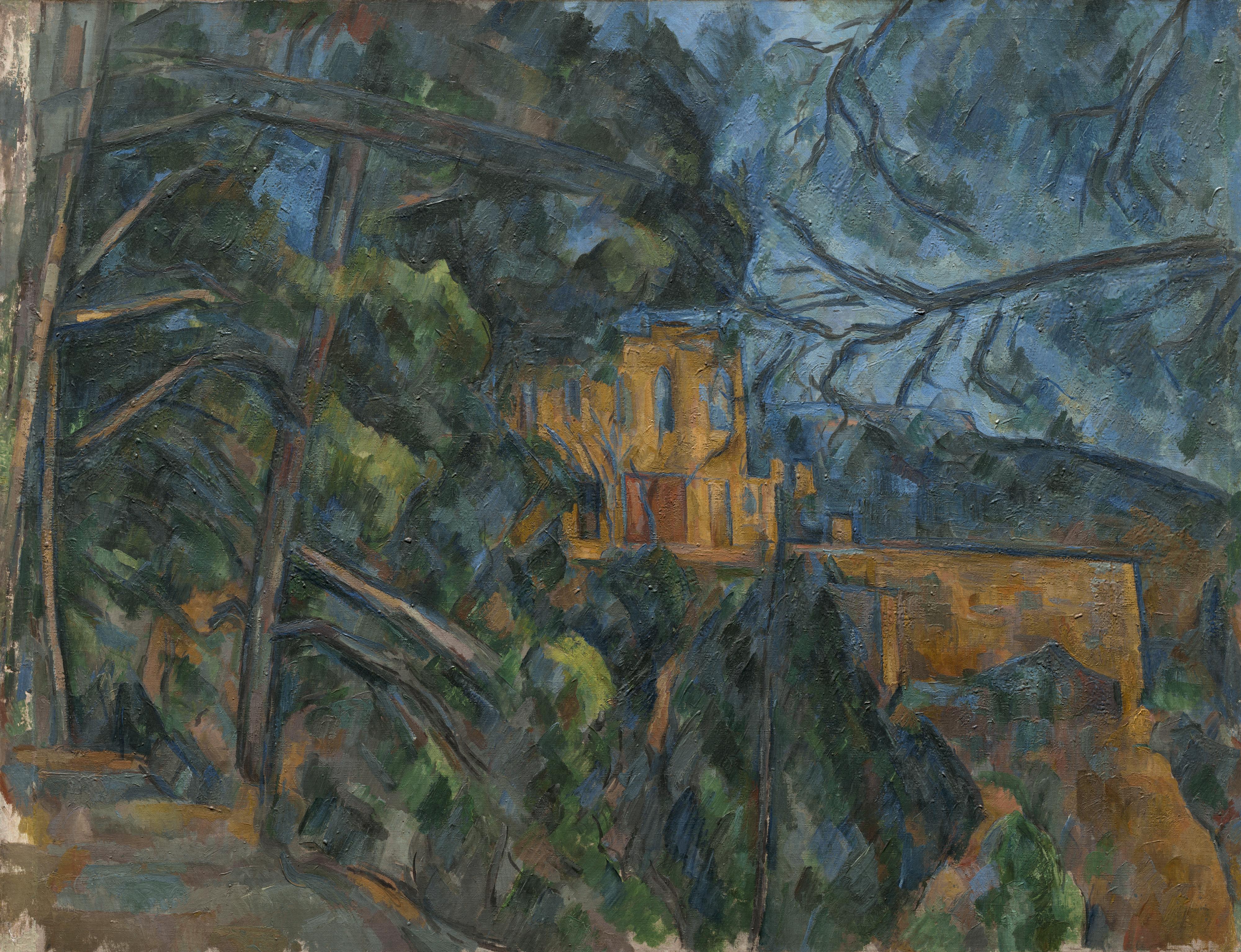 Filepaul Cézanne Château Noir National Gallery Of Art