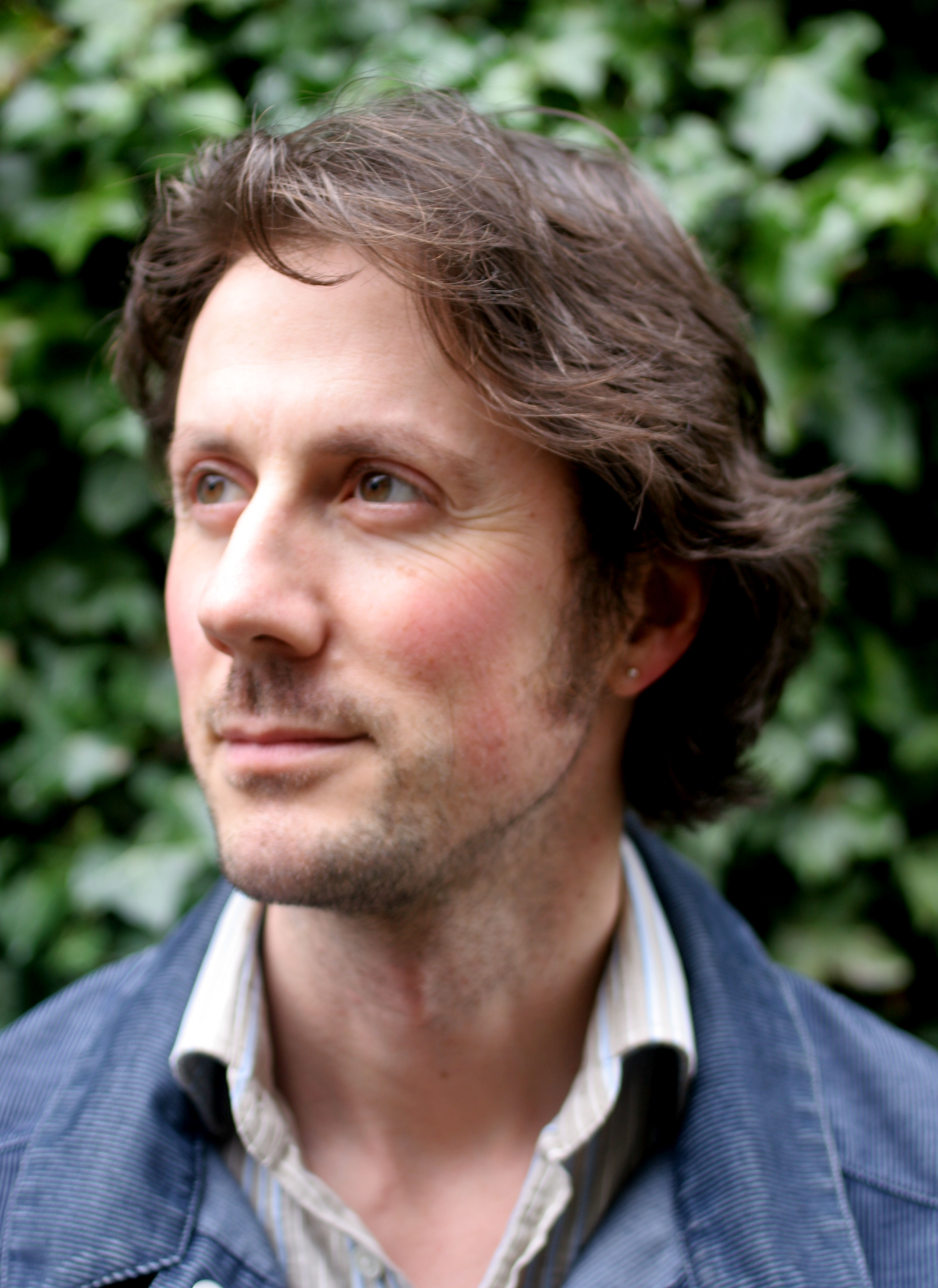 Paul Kingsnorth in 2011