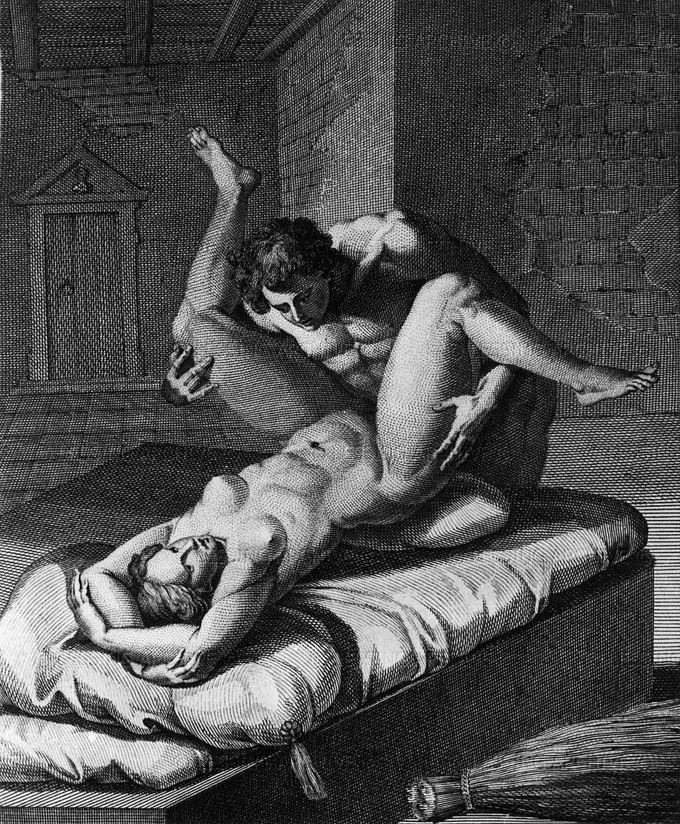 soñar con prostitutas femenino de varón
